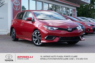 Used 2016 Scion iM CVT BAS KM! for sale in Pointe-Claire, QC