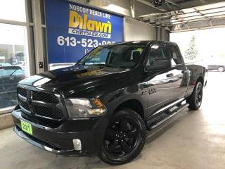 Used 2017 RAM 1500 Express Blackout Quad Cab 4X4 for sale in Nepean, ON