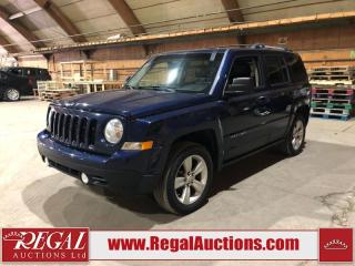 Used 2012 Jeep Patriot Limited 4D Sport Utility 4WD for sale in Calgary, AB