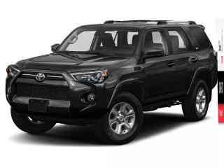 New 2020 Toyota 4Runner 4WD NIGHTSHADE PACKAGE for sale in Winnipeg, MB