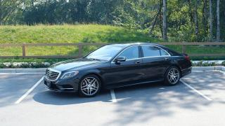 Used 2016 Mercedes-Benz S-Class S 550 for sale in Langley, BC