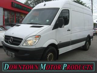 Used 2011 Mercedes-Benz Sprinter High Roof for sale in London, ON