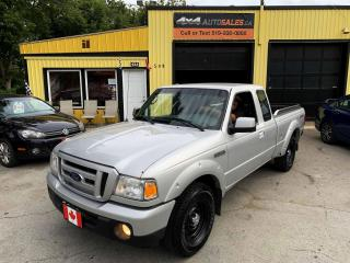 Used 2010 Ford Ranger SPORT for sale in Guelph, ON