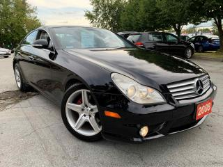 Used 2008 Mercedes-Benz CLS550 AMG for sale in Guelph, ON