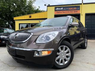 Used 2012 Buick Enclave CXL AWD for sale in Guelph, ON