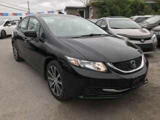 Used 2015 Honda Civic LX for sale in Gloucester, ON