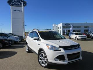 Used 2016 Ford Escape Titanium for sale in Lacombe, AB
