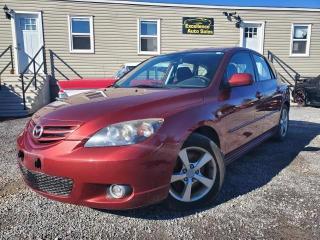 Used 2006 Mazda MAZDA3 s 5-Door for sale in Stittsville, ON