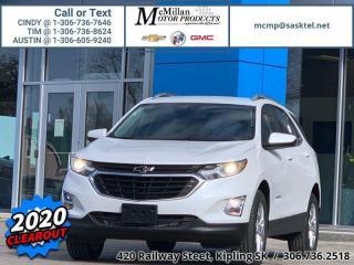 New 2020 Chevrolet Equinox LT  none for sale in Kipling, SK