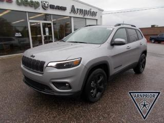 New 2021 Jeep Cherokee Altitude for sale in Arnprior, ON