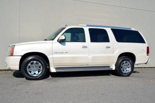Used 2006 Cadillac Escalade ESV 7 PASSENGER AWD for sale in Vancouver, BC