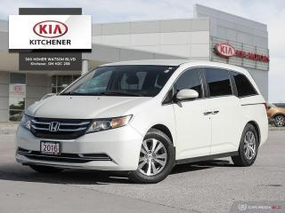 Used 2016 Honda Odyssey EX - CARFAX CLEAN!!! for sale in Kitchener, ON