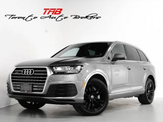 Used 2018 Audi Q7 3.0 TECHNIK I 7-PASS I COMING SOON I NAVI I PANO for sale in Vaughan, ON