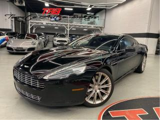 Used 2011 Aston Martin Rapide I COMING SOON I NAVI I BANG OLUSEN I CLEAN CARFAX for sale in Vaughan, ON