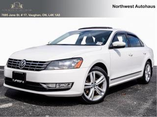 Used 2013 Volkswagen Passat Highline TDI LIKE NEW for sale in Concord, ON