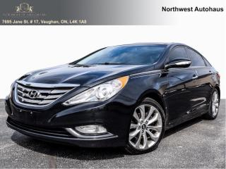 Used 2012 Hyundai Sonata Limited 2.0 T  LEATHER PANORAMIC SUNROOF NEW TIRES for sale in Concord, ON