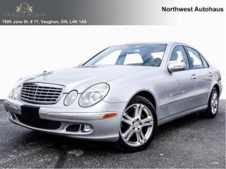 Used 2006 Mercedes-Benz E-Class 3.5L 4MATIC like new for sale in Concord, ON