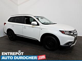 Used 2017 Mitsubishi Outlander SE AWD AIR CLIMATISÉ  Caméra de Recul -7 Passagers for sale in Laval, QC