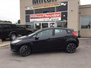 Used 2019 Ford Fiesta SE for sale in Milton, ON