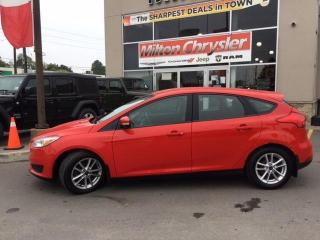 Used 2016 Ford Focus SE for sale in Milton, ON