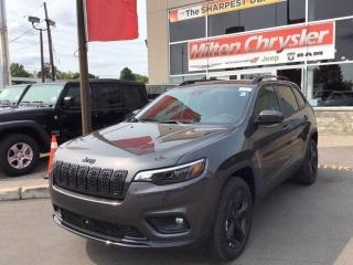 New 2021 Jeep Cherokee ALTITUDE 4X4 / NAPPA LTHR / TOW PKG / SUNROOF for sale in Milton, ON
