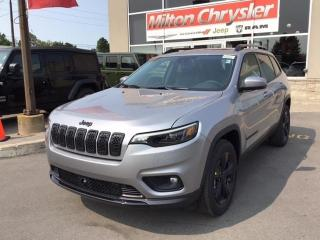 New 2021 Jeep Cherokee ATTITUDE 4X4 / NAPPA LTHR/SUNROOF/TOW PKG for sale in Milton, ON