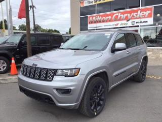 New 2020 Jeep Grand Cherokee ALTITUDE 4X4 / SUNROOF / ALL WEATHER GRP for sale in Milton, ON