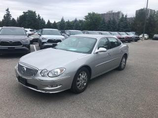 Used 2008 Buick Allure CXL for sale in Whitby, ON