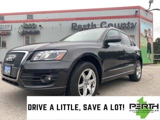 Used 2012 Audi Q5 2.0T Premium for sale in Mitchell, ON