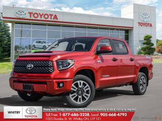 New 2020 Toyota Tundra LG20 for sale in Whitby, ON