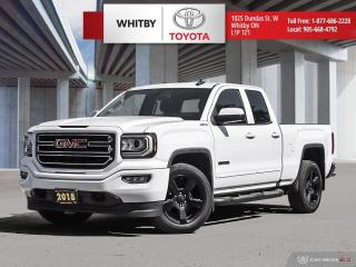 Used 2018 GMC Sierra 1500 SLE for sale in Whitby, ON