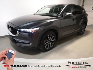 Used 2017 Mazda CX-5 GT|Warranty-Just Arrived| for sale in Brandon, MB