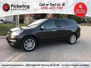 Used 2015 Chevrolet Traverse Unknown - Comes With Winter Tires and Winter Floor for sale in Pickering, ON