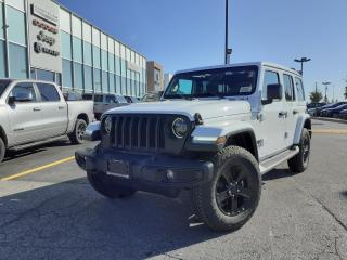 New 2021 Jeep Wrangler Unlimited SKY ROOF ALTITUDE EDITION LEATHER NAVI LED LIGHTS for sale in Pickering, ON