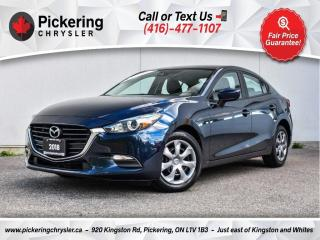 Used 2018 Mazda MAZDA3 GX - LOW Mileage/Rear CAM/Blueooth/Touchscreen for sale in Pickering, ON