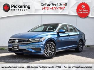 Used 2019 Volkswagen Jetta Highline - Carplay/Sunroof/Leather/Heated Seats for sale in Pickering, ON