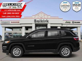 New 2021 Jeep Compass Upland Edition - Apple Carplay for sale in Selkirk, MB