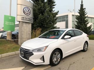 Used 2020 Hyundai Elantra Preferred w/Sun & Safety Package for sale in Surrey, BC