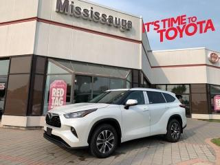 New 2020 Toyota Highlander XLE AWD 6CYL AUTO XLE AWD - Premium Colour for sale in Mississauga, ON