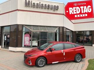 New 2021 Toyota Prius Prime PRIUS PRIME UPGRADE Technology Package/Optional Co for sale in Mississauga, ON