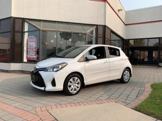 Used 2017 Toyota Yaris LE for sale in Mississauga, ON