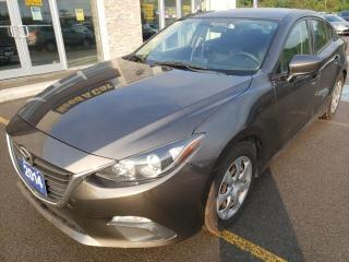 Used 2014 Mazda MAZDA3 GX-SKY for sale in Trenton, ON