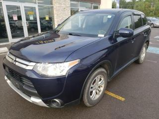 Used 2015 Mitsubishi Outlander ES for sale in Trenton, ON