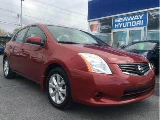 Used 2012 Nissan Sentra Automatic - Air Conditioning - Local Trade for sale in Cornwall, ON