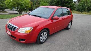 Used 2008 Kia Spectra5 5dr HB for sale in Mississauga, ON