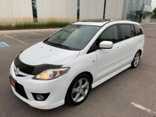 Used 2008 Mazda MAZDA5 4dr Wgn for sale in Mississauga, ON