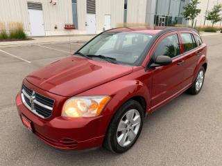 Used 2008 Dodge Caliber 4dr HB SXT FWD for sale in Mississauga, ON