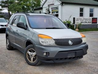 Used 2003 Buick Rendezvous AS IS CX Leather DVD Power seats power group for sale in Sutton, ON