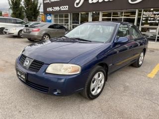 Used 2005 Nissan Sentra 1.8 for sale in Scarborough, ON