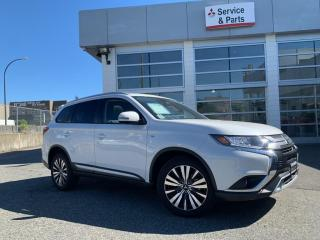 Used 2019 Mitsubishi Outlander SE AWC for sale in Surrey, BC